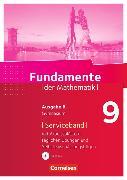 Cover-Bild zu Fundamente der Mathematik 9. Schuljahr. Ausgabe B. Serviceband von Becker, Frank G.