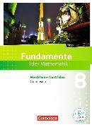 Cover-Bild zu Fundamente der Mathematik 8. Schuljahr. Schülerbuch. NW von Andreae, Kathrin