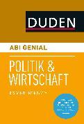Cover-Bild zu Abi genial Politik und Wirtschaft (eBook) von Schattschneider, Jessica