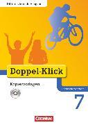 Cover-Bild zu Doppel-Klick, Das Sprach- und Lesebuch, Differenzierende Ausgabe Nordrhein-Westfalen, 7. Schuljahr, Kopiervorlagen mit CD-ROM von Brosé-Montessori Biberkor, Cl.