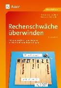Cover-Bild zu Rechenschwäche überwinden, Klasse 3-5 von Schindler, Marianne