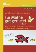 Cover-Bild zu Für Mathe gut gerüstet 1 von Simon, Ines