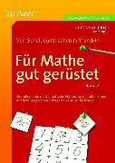 Cover-Bild zu Für Mathe gut gerüstet, Band 2 von Ganser, Bernd