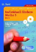 Cover-Bild zu Individuell fördern: Mathe 5 Brüche von Großmann