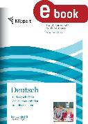 Cover-Bild zu Bildergeschichten - Geschichten erfinden (eBook) von Wetzstein, Susanne