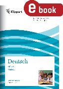 Cover-Bild zu Märchen - Fabeln (eBook) von Pospich, Nicole