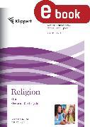 Cover-Bild zu Kirche - Feste im Kirchenjahr (eBook) von Geißler, Nicole