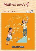 Cover-Bild zu Mathefreunde, Ausgabe Nord/Süd 2015, 4. Schuljahr, Arbeitsheft Fördern von Elsner, Jana