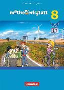 Cover-Bild zu Mathewerkstatt, Mittlerer Schulabschluss - Allgemeine Ausgabe, 8. Schuljahr, Schülerbuch