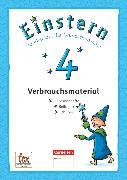 Cover-Bild zu Einstern, Mathematik, Ausgabe 2015, Band 4, Themenhefte 1-6 und Kartonbeilagen mit Schuber, Verbrauchsmaterial