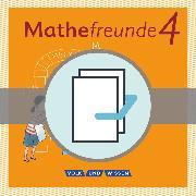 Cover-Bild zu Mathefreunde, Ausgabe Nord/Süd 2015, 4. Schuljahr, Handreichungen für den Unterricht, Kopiervorlagen, CD-ROMs