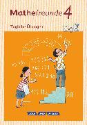 Cover-Bild zu Mathefreunde, Ausgabe Nord/Süd 2015, 4. Schuljahr, Tägliche Übungen, Arbeitsheft von Fischer, Karin