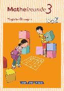 Cover-Bild zu Mathefreunde, Ausgabe Nord/Süd 2015, 3. Schuljahr, Tägliche Übungen, Arbeitsheft von Fischer, Karin