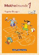 Cover-Bild zu Mathefreunde, Ausgabe Nord/Süd 2015, 1. Schuljahr, Tägliche Übungen, Arbeitsheft von Fischer, Karin