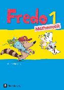 Cover-Bild zu Fredo - Mathematik, Ausgabe A - 2015, 1. Schuljahr, Schülerbuch mit Kartonbeilagen von Balins, Mechtilde