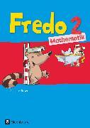 Cover-Bild zu Fredo - Mathematik, Ausgabe B für Bayern, 2. Jahrgangsstufe, Schülerbuch mit Kartonbeilagen von Balins, Mechtilde