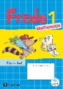 Cover-Bild zu Fredo - Mathematik, Zu Ausgabe A - 2015 und Ausgabe B, 1. Schuljahr, Förderheft von Balins, Mechtilde