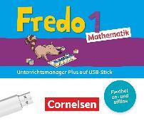Cover-Bild zu Fredo - Mathematik, Ausgabe A - 2021, 1. Schuljahr, Unterrichtsmanager Plus auf USB-Stick, Inkl. E-Book als Zugabe und Begleitmaterialien von Balins, Mechtilde