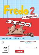 Cover-Bild zu Fredo - Mathematik, Ausgabe A - 2021, 2. Schuljahr, Arbeitsheft mit interaktiven Übungen auf scook.de, Mit Stickerbogen von Balins, Mechtilde
