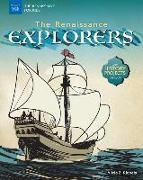 Cover-Bild zu The the Renaissance Explorers: With History Projects for Kids von Klepeis, Alicia Z.