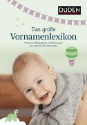 Cover-Bild zu Das große Vornamenlexikon von Kohlheim, Rosa und Volker
