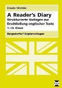 Cover-Bild zu A Reader's Diary von Wietzke, Frauke