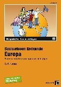 Cover-Bild zu Basiswissen Erdkunde: Europa von Eggert, Jens