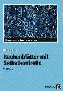 Cover-Bild zu Rechenblätter mit Selbstkontrolle. 7. Schuljahr von Müller, Heiner