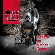 Cover-Bild zu Parker im Netz der Spione (Audio Download) von Dönges, Günter