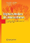 Cover-Bild zu Digitale Medien im Unternehmen (eBook) von Lembke, Gerald (Hrsg.)