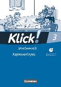Cover-Bild zu Klick! Mathematik - Unterstufe, Alle Bundesländer - Förderschule, 3. Schuljahr, Kopiervorlagen mit CD-ROM von Burkhart, Silke