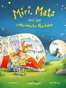 Cover-Bild zu Miri, Mats und der unheimliche Nachbar von Nonnast, Britta