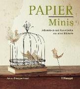 Cover-Bild zu Papier-Minis von Brüggemann, Anka
