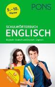 Cover-Bild zu PONS Schulwörterbuch Englisch