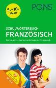 Cover-Bild zu PONS Schulwörterbuch Französisch