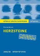 Cover-Bild zu Herzsteine von Hanna Jansen