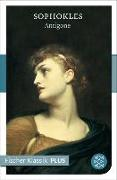 Cover-Bild zu Antigone (eBook) von Sophokles