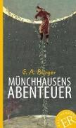 Cover-Bild zu Münchhausens Abenteuer von Bürger, Gottfried August