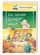 Cover-Bild zu Ich kann lesen!: Die besten Schülerwitze von Hennig, Dirk (Illustr.)