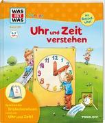 Cover-Bild zu WAS IST WAS Junior Band 29. Uhr und Zeit verstehen von Weller-Essers, Andrea
