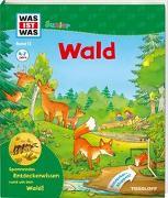 Cover-Bild zu WAS IST WAS Junior Band 12. Wald von Braun, Christina