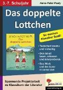 Cover-Bild zu Das doppelte Lottchen - Begleitmaterial (eBook) von Pauly, Hans-Peter