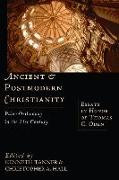 Cover-Bild zu Ancient and Postmodern Christianity: Paleo-Orthodoxy in the 21st Century Essays in Honor of Thomas C. Oden von Jenson, Robert (Solist)
