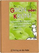 Cover-Bild zu Grün oder krün? von Schößler, Stefanie