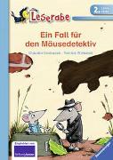 Cover-Bild zu Ein Fall für den Mäusedetektiv - Leserabe 2. Klasse - Erstlesebuch für Kinder ab 7 Jahren von Ondracek, Claudia
