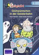 Cover-Bild zu Glühwürmchen in der Geisterbahn - Leserabe 2. Klasse - Erstlesebuch für Kinder ab 7 Jahren von Fröhlich, Anja