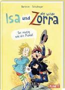 Cover-Bild zu Isa und die wilde Zorra 1: Sei mutig wie ein Puma! von Bertram, Rüdiger