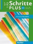 Cover-Bild zu Schritte plus Neu 1+2. A1. Intensivtrainer mit Audio-CD von Niebisch, Daniela
