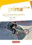 Cover-Bild zu Prima plus 2. Deutsch für Jugendliche. Arbeitsbuch von Jin, Friederike