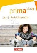 Cover-Bild zu Prima plus A1.1. Deutsch für Jugendliche. Arbeitsbuch von Jin, Friederike